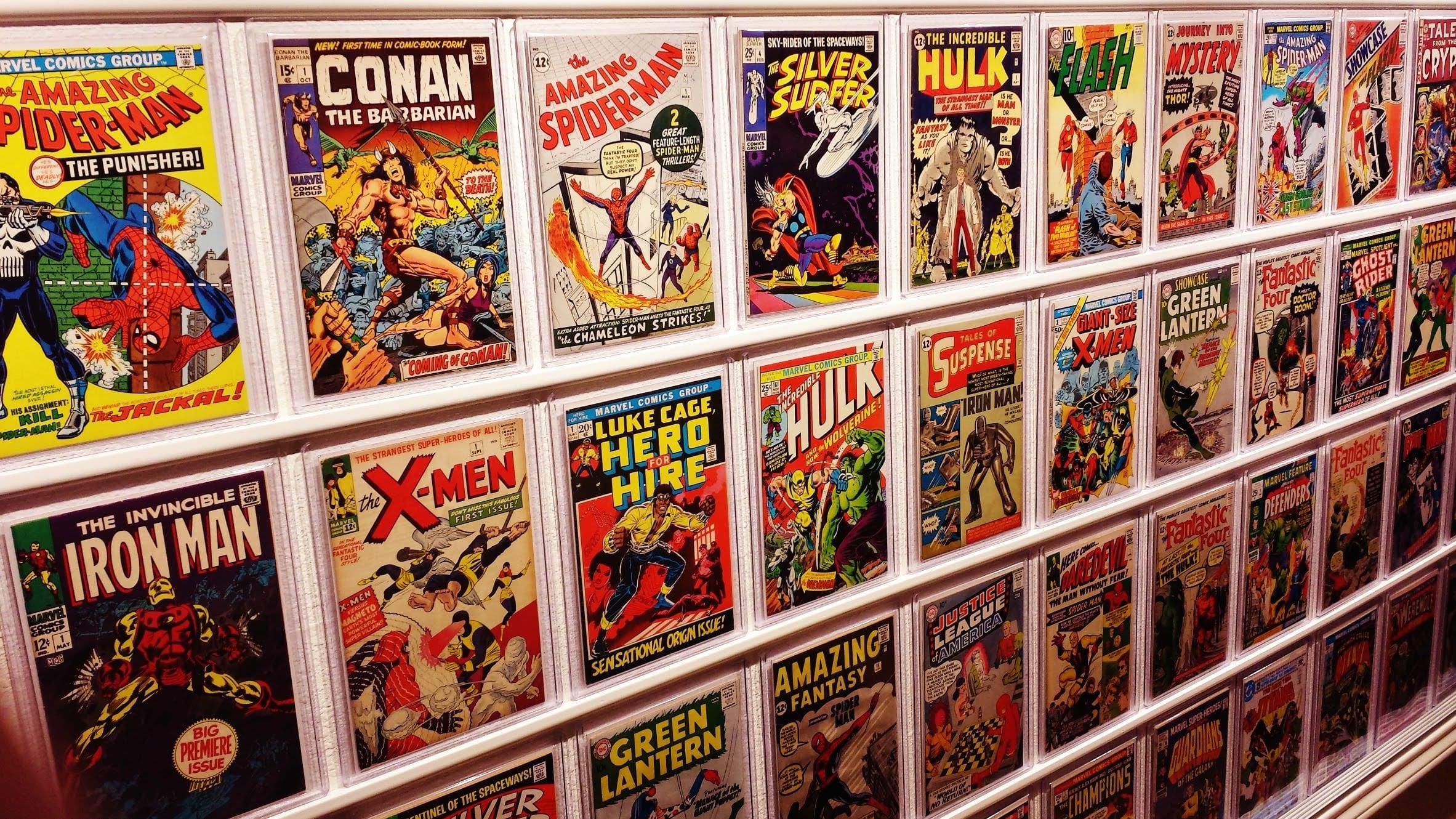 jak czytać komiksy
