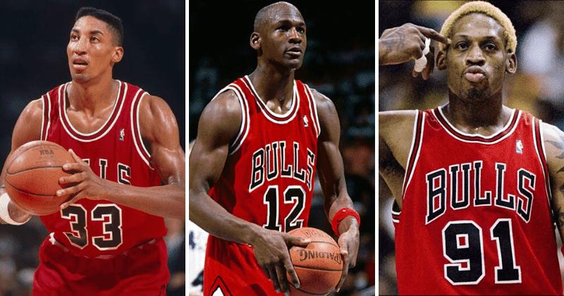 Ostatni taniec - Chicago Bulls