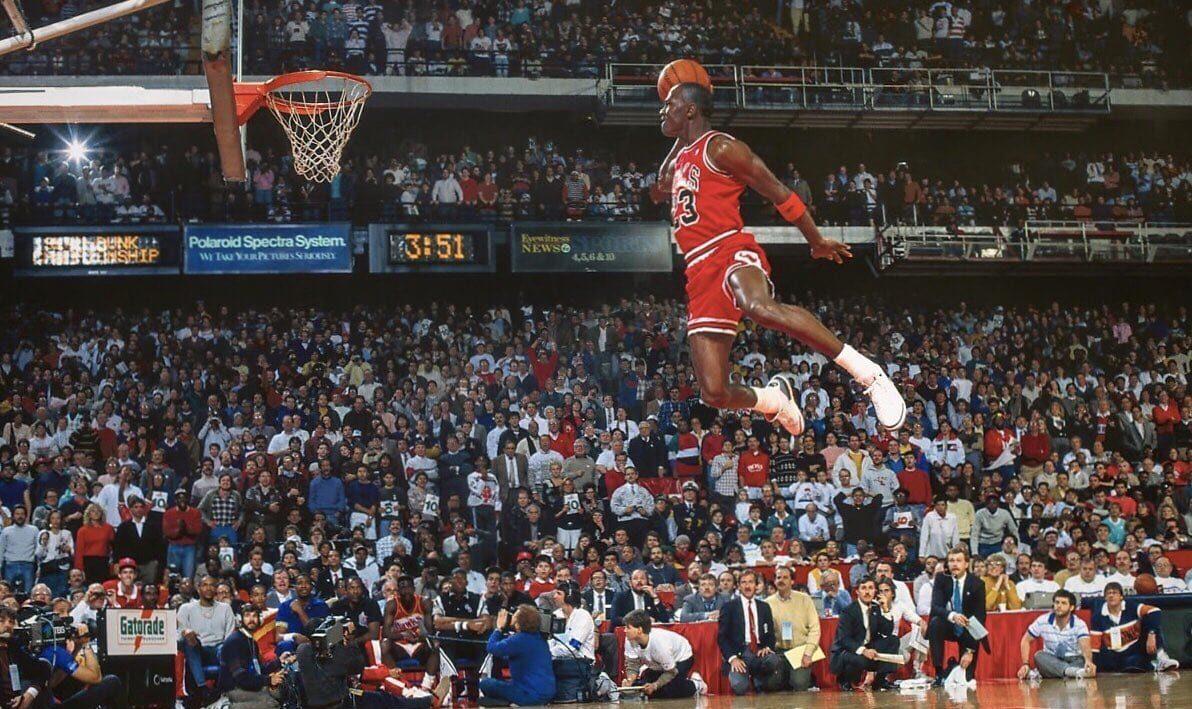 """""""Ostatni taniec"""" – Michael Jordan"""