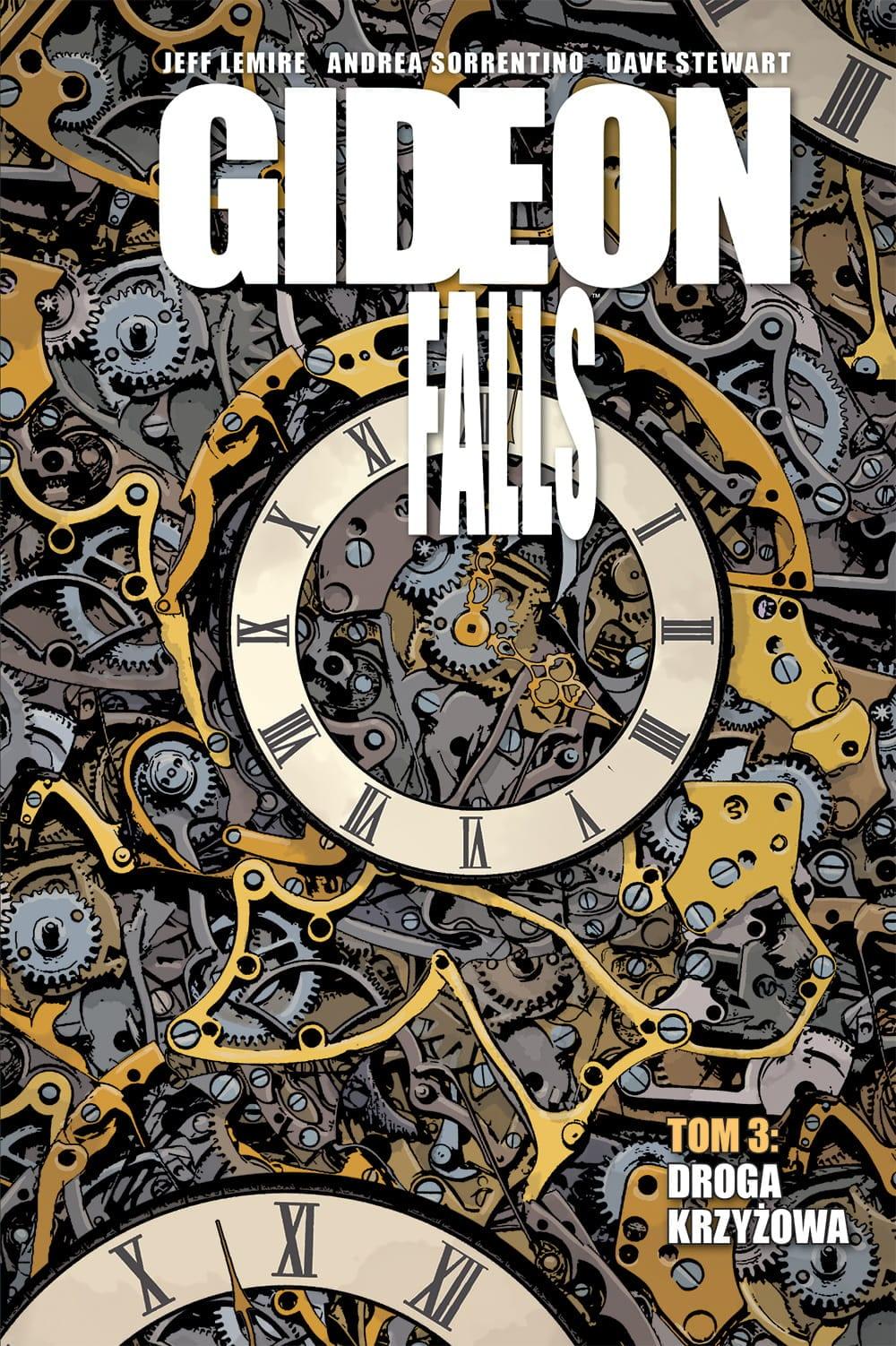 Gideon Falls: Droga Krzyżowa Mucha Comics