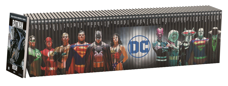Komiksy DC - Wielka Kolekcja. Panorama