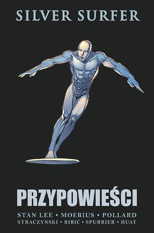 Silver Surfer Stan Lee Moebius Marvel