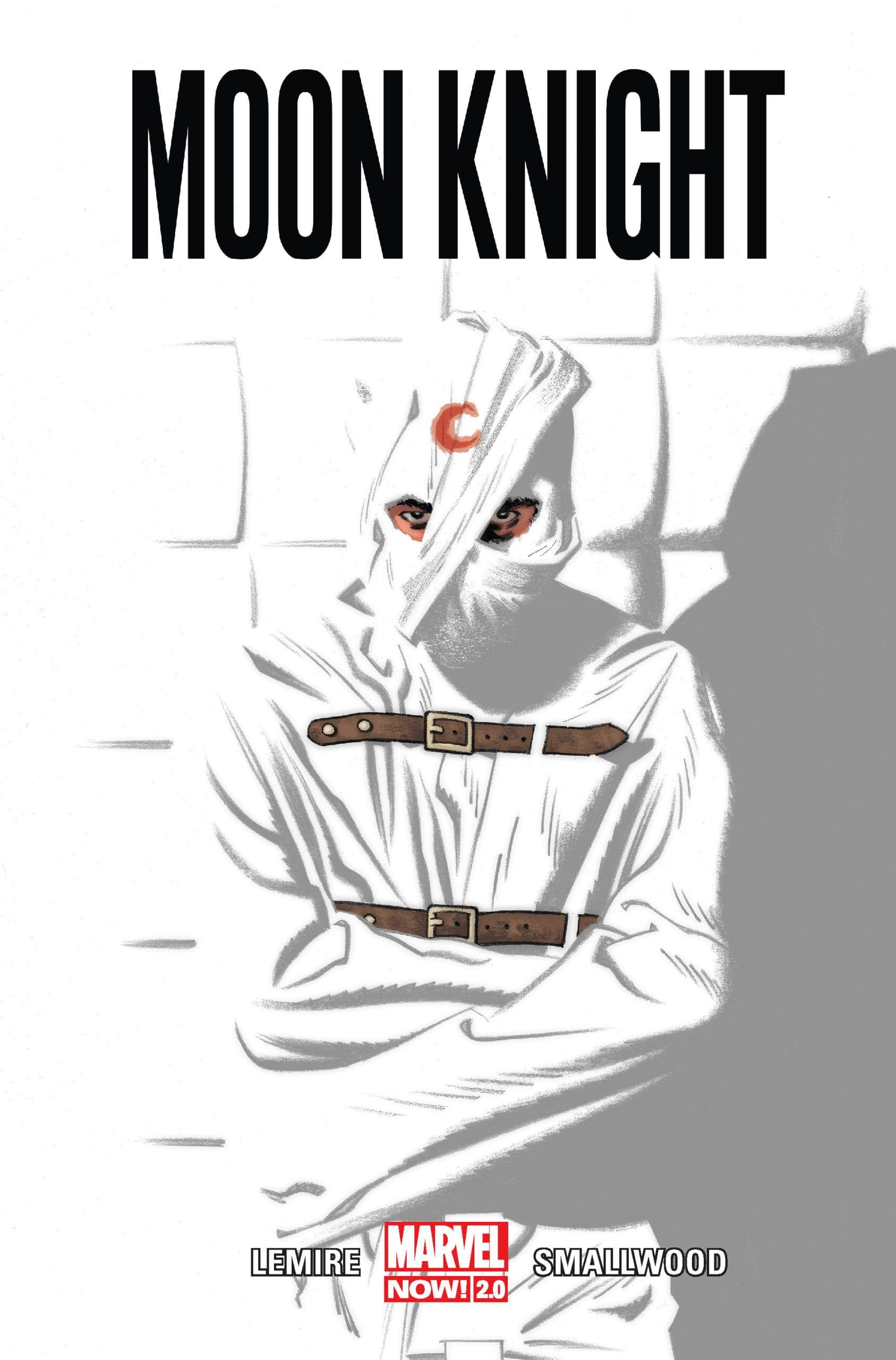 Moon Knight Egmont Marvel Comics
