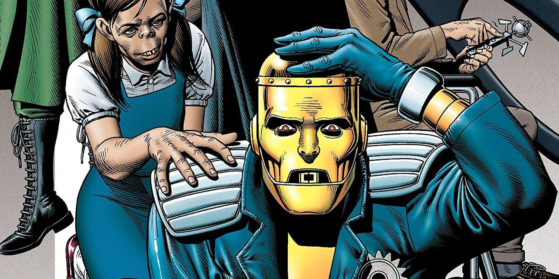 Doom Patrol Egmont recenzja DC Comics