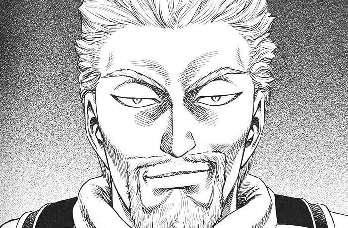 manga recenzja saga winlandzka