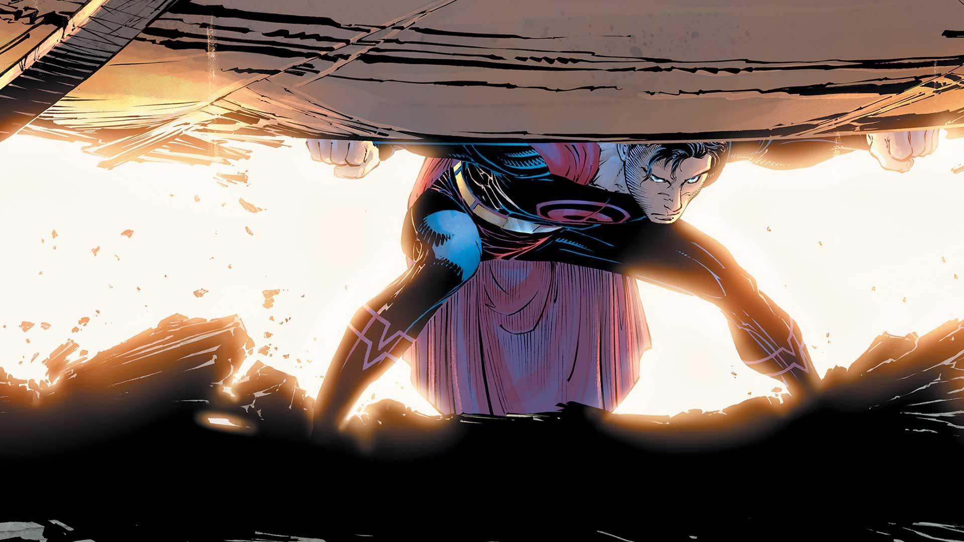 Superman Rok Pierwszy Frank Miller