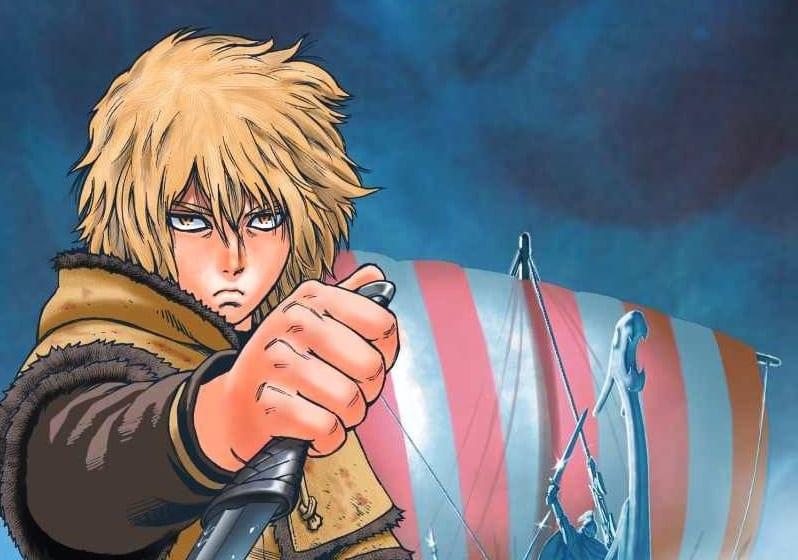 Saga winlandzka manga recenzja
