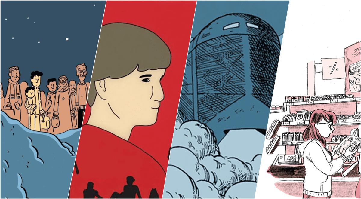 Komiks Premiery Czerwiec 2020