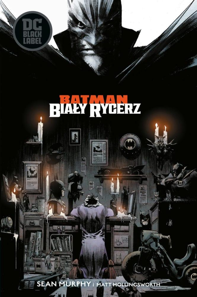 Batman Biały rycerz egmont