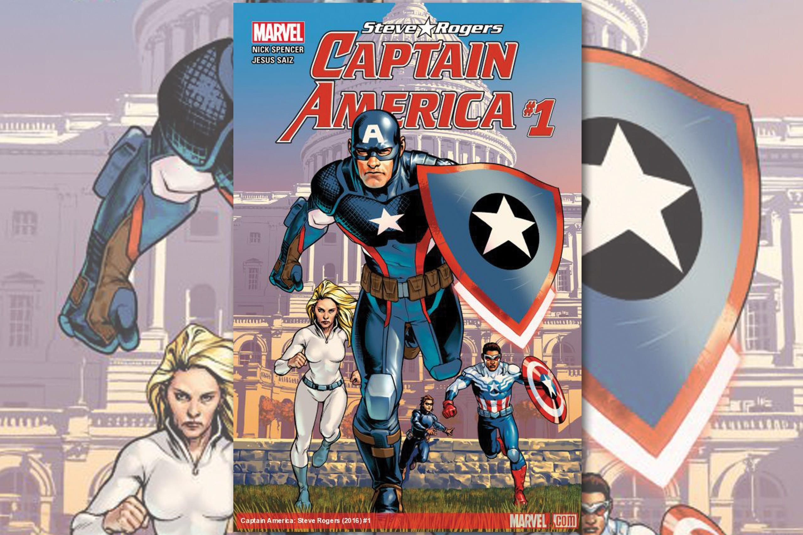 kapitan ameryka filmawka