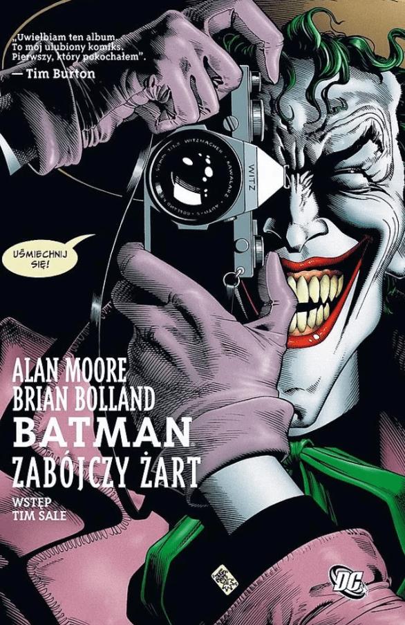 Batman: Zabójczy żart Egmont