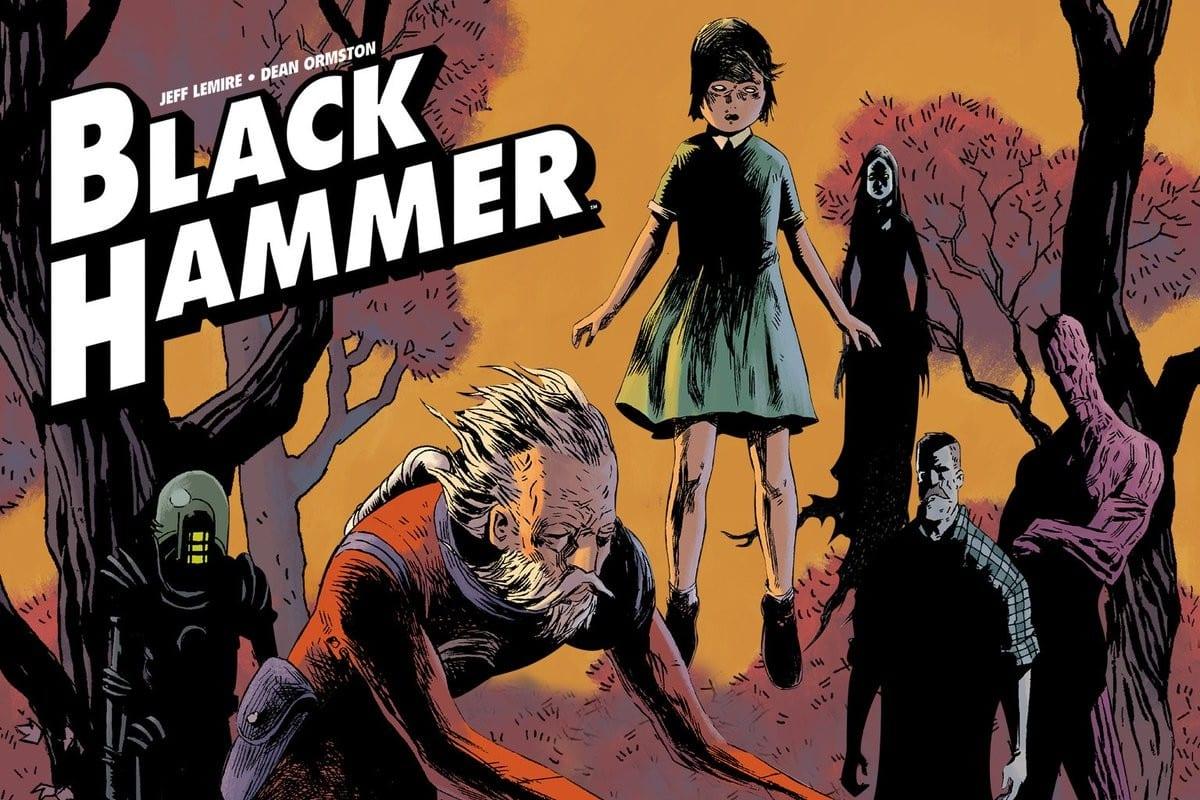 Black Hammer recenzja Egmont