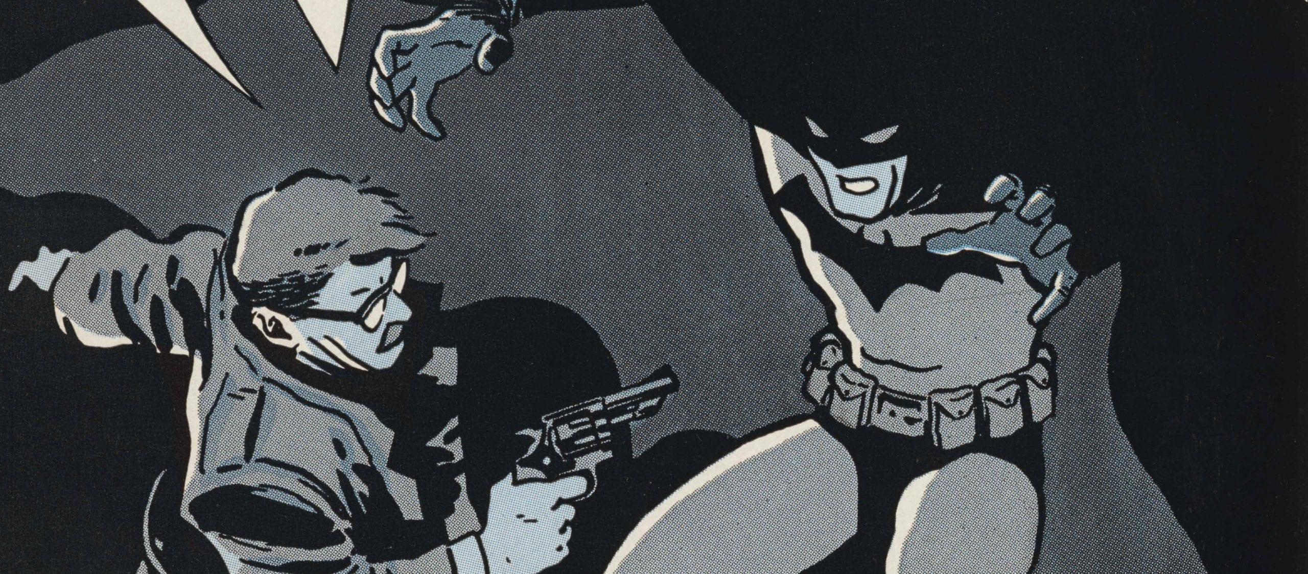 Batman Zestawienie Rok Pierwszy