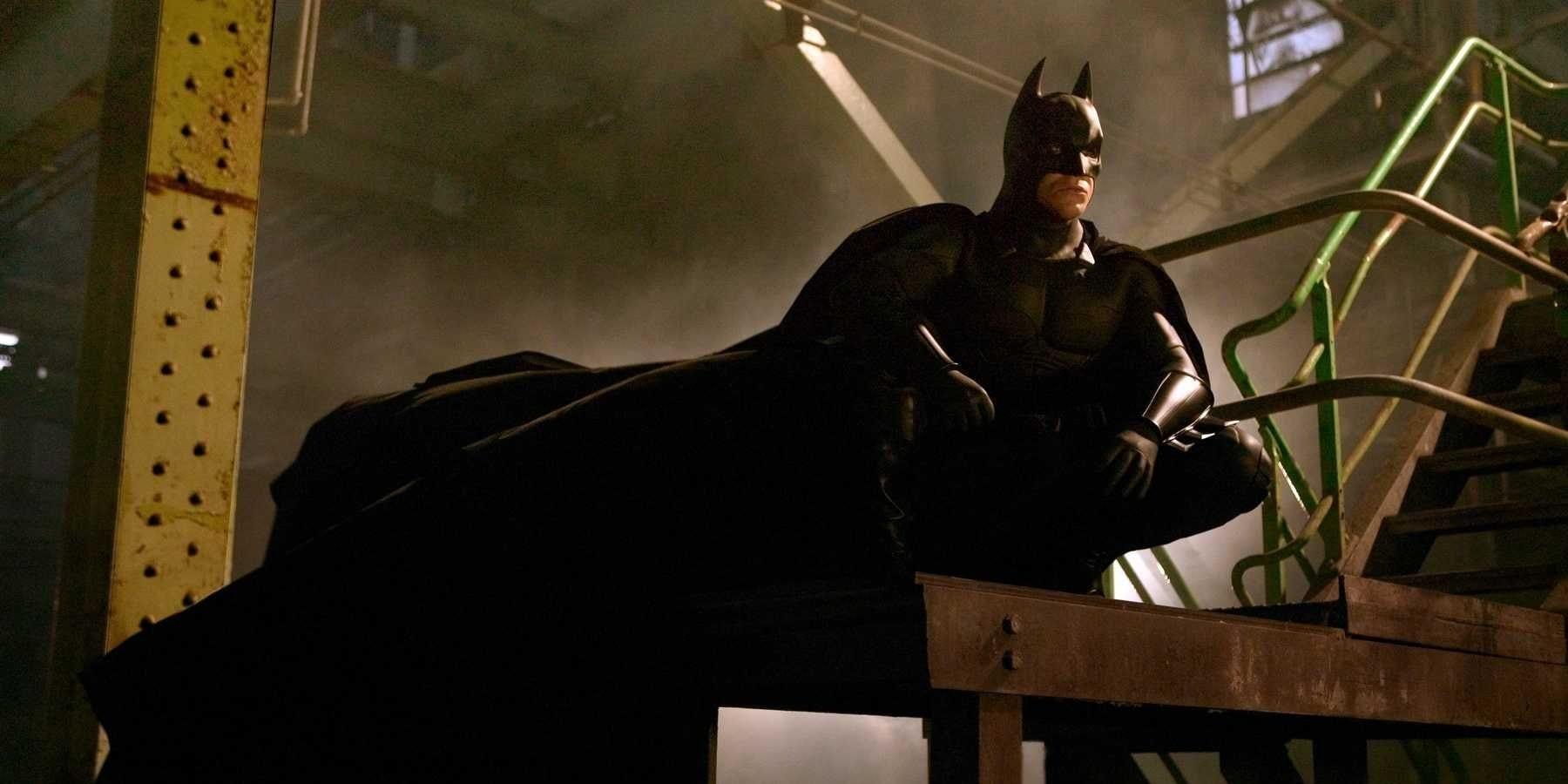 Batman Zestawienie początek Nolan