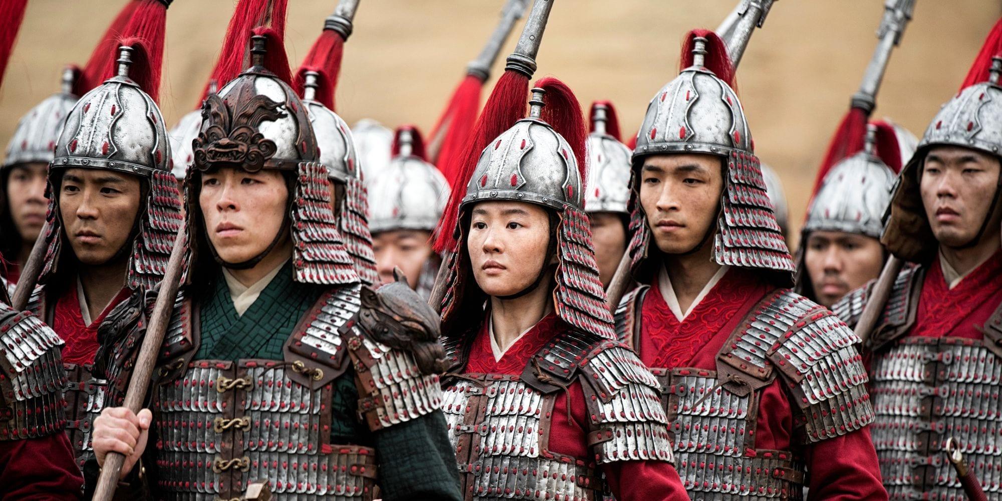 Bojkot Mulan