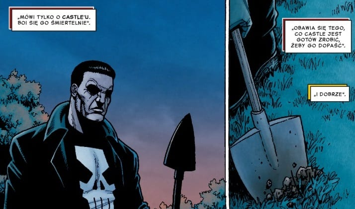 punisher max recenzja egmont