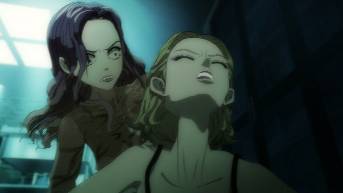 """Kadr z filmu: """"Kropla wody"""""""