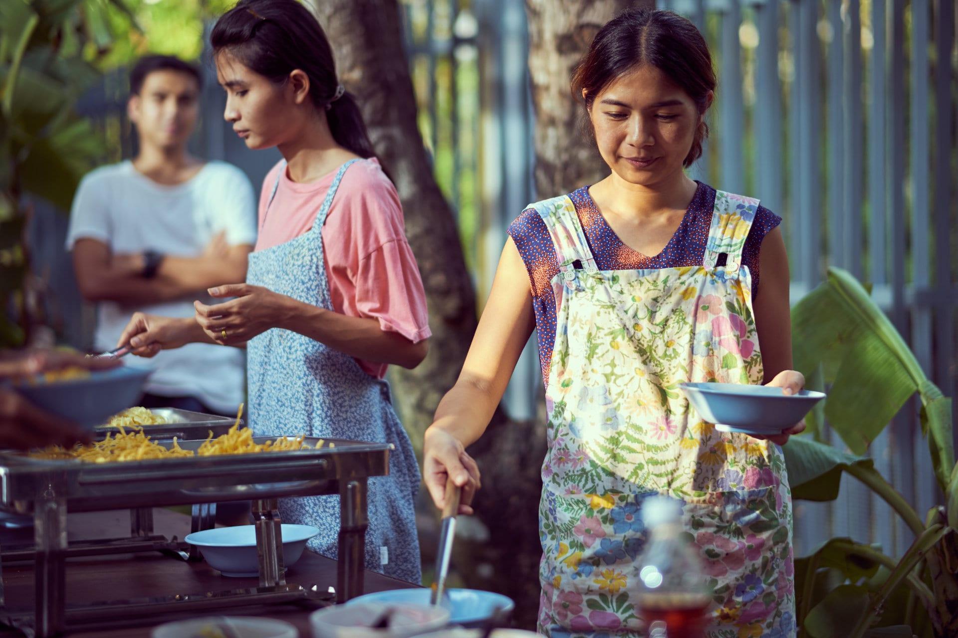 Kulinarne historie: Posiłek na planie (reż.Pen-ek Ratanaruang)/fot. materiały prasowe