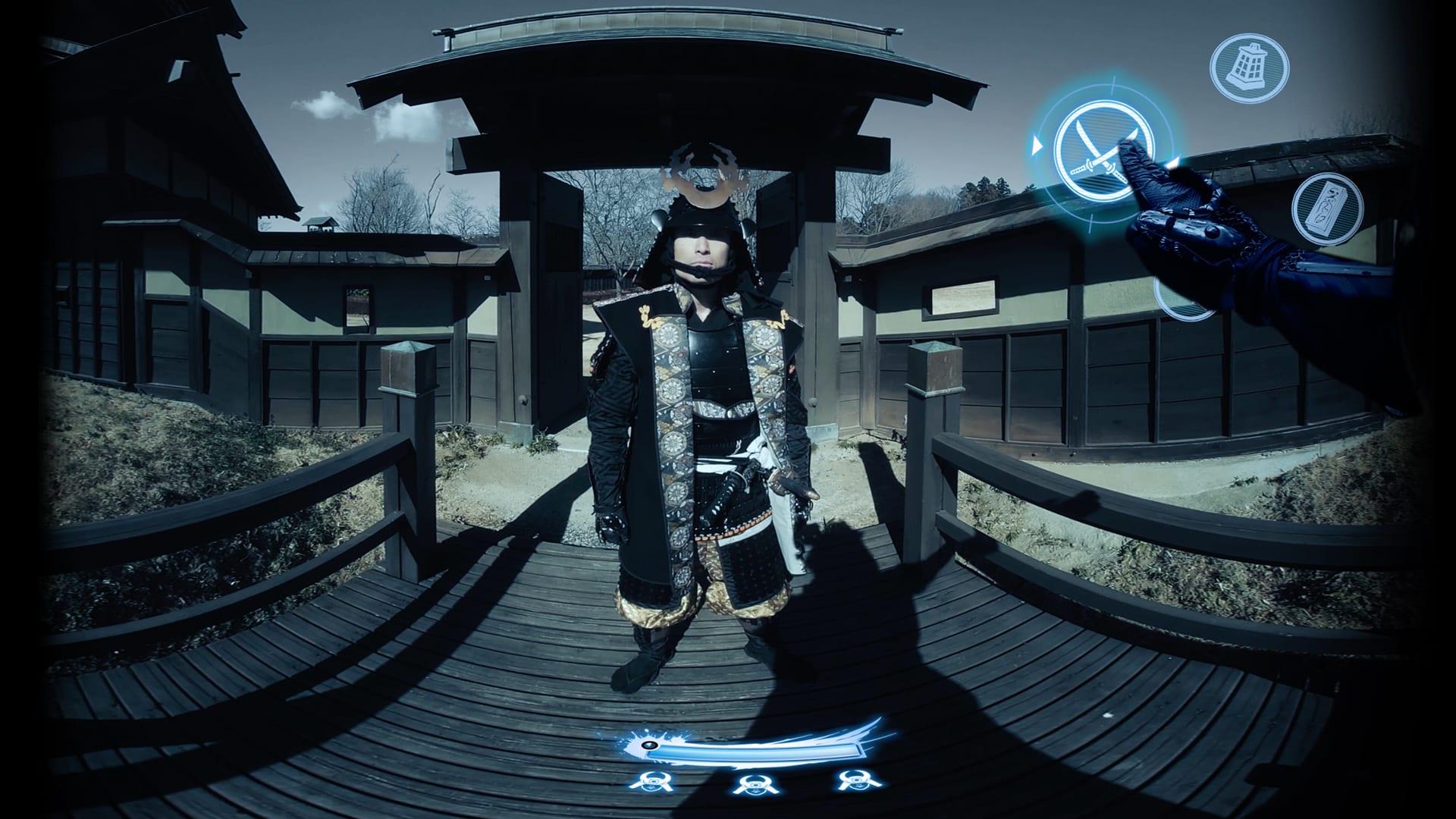 Geimu Virtual Reality Pięć Smaków