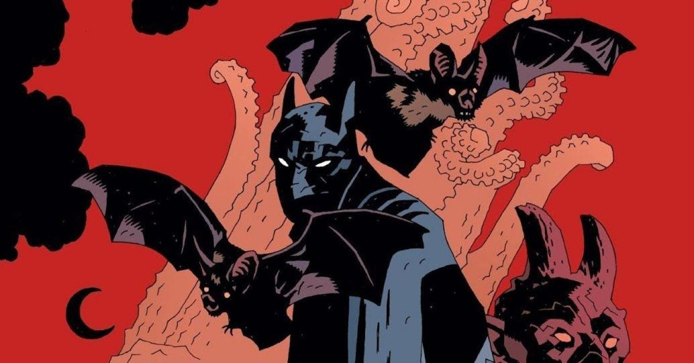 Uniwersum DC według Mike'a Mignoli recenzja