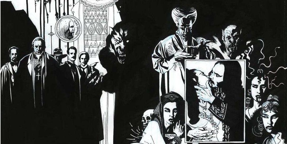 dracula komiks recenzja