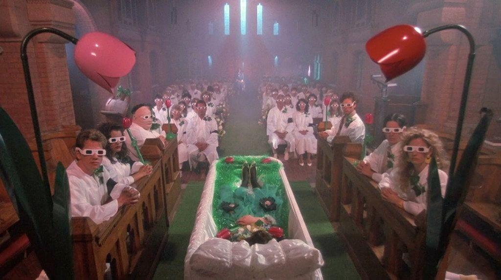 Śmiertelne zauroczenie (1988)