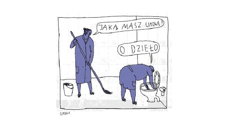 janek koza komiks