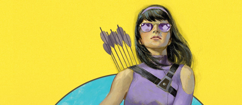 Hawkeye recenzja Kate Bishop