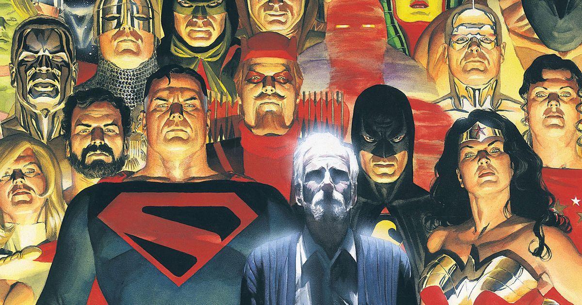 najlepsze komiksy DC