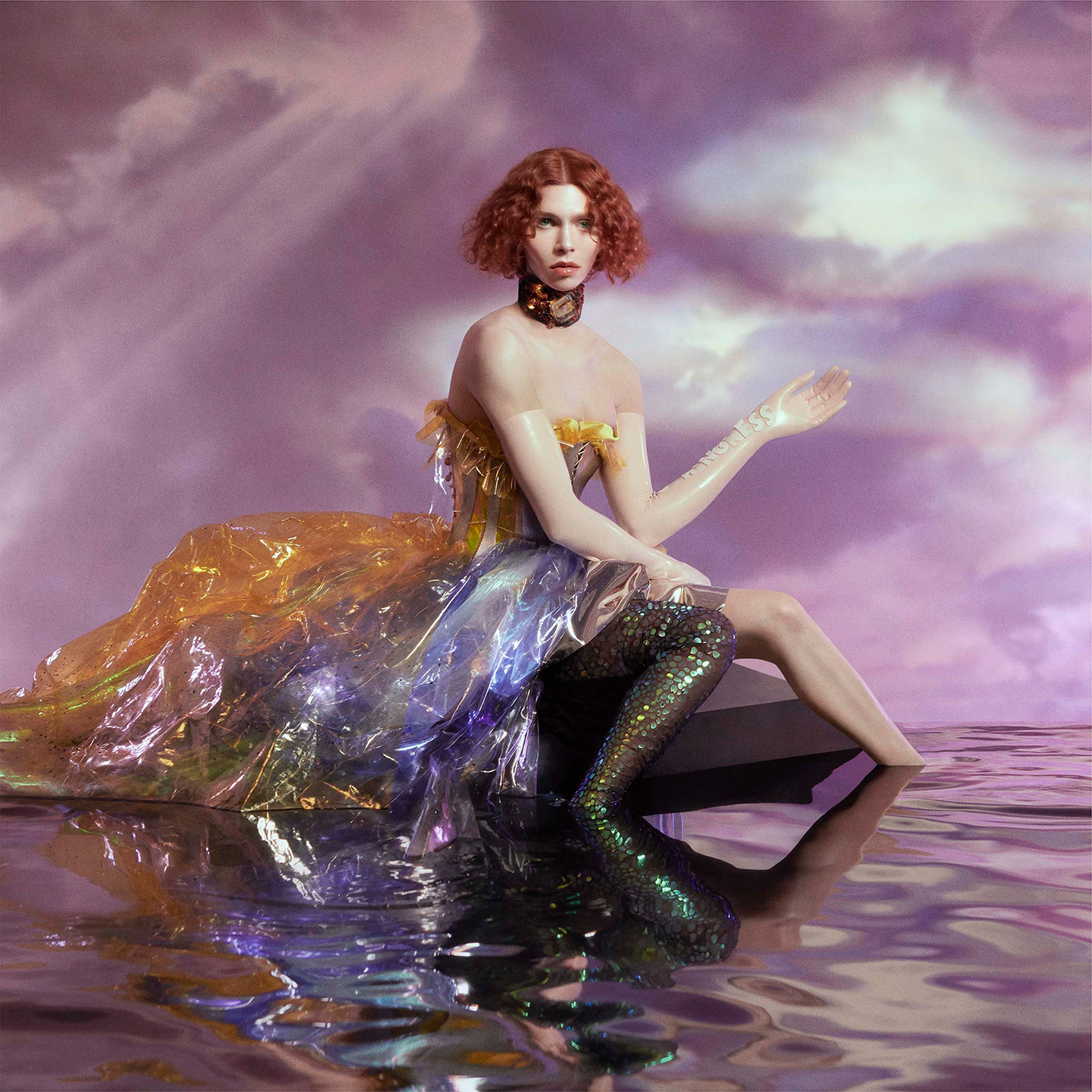 """""""OIL OF EVERY PEARL'S UN–INSIDES"""" SOPHIE - hyperpop"""