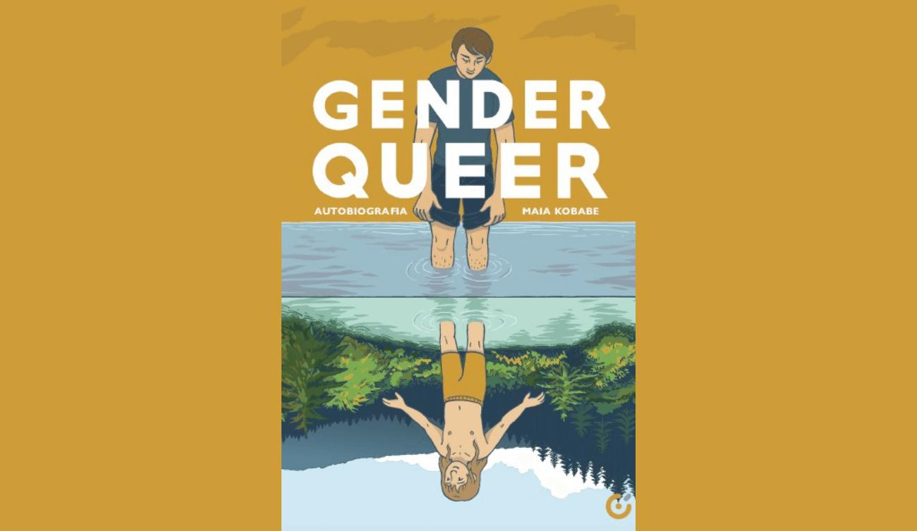 gender queer recenzja