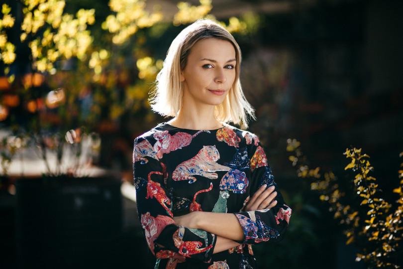 Anna Ciarkowska - wywiad