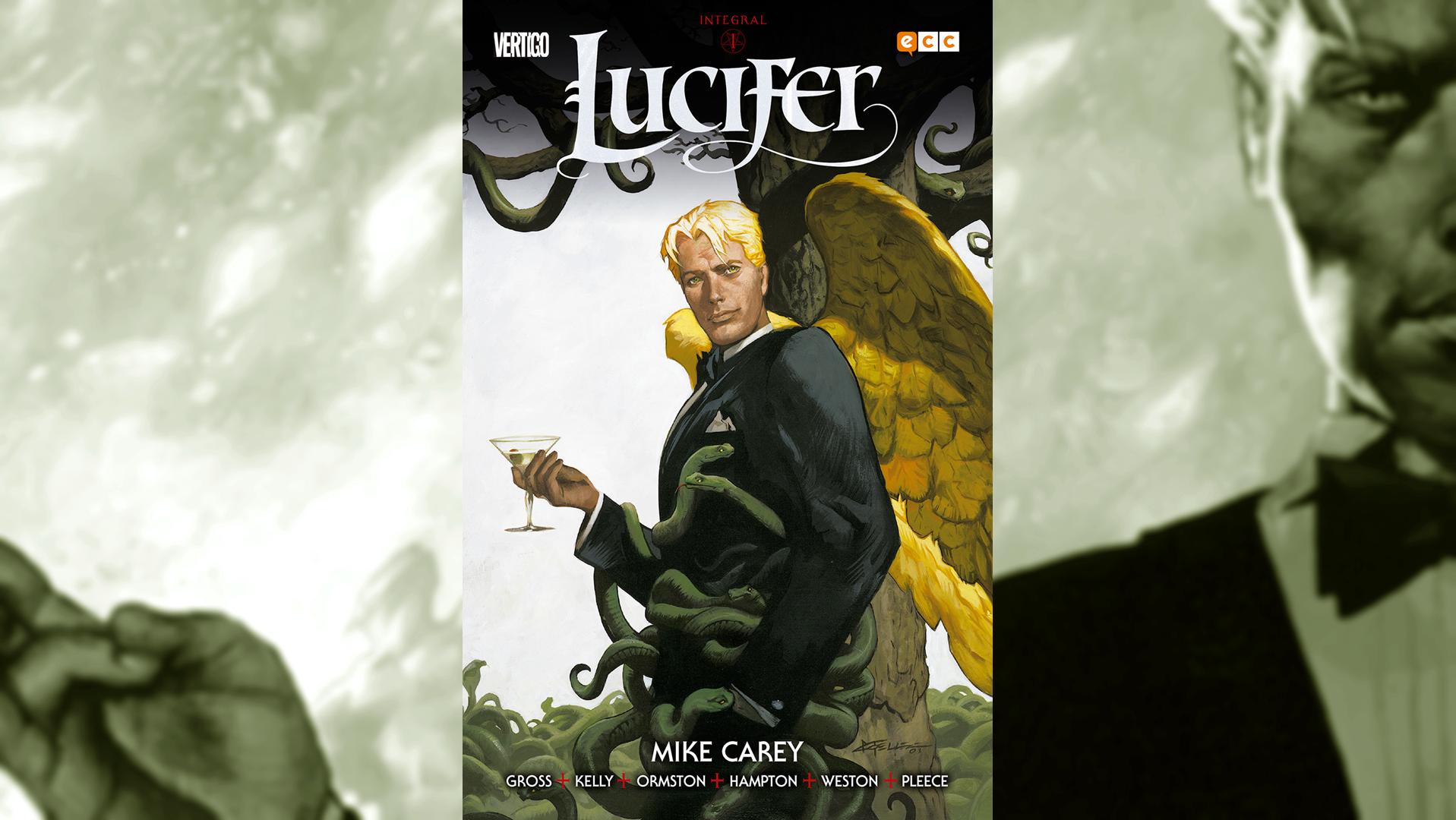 lucyfer komiks