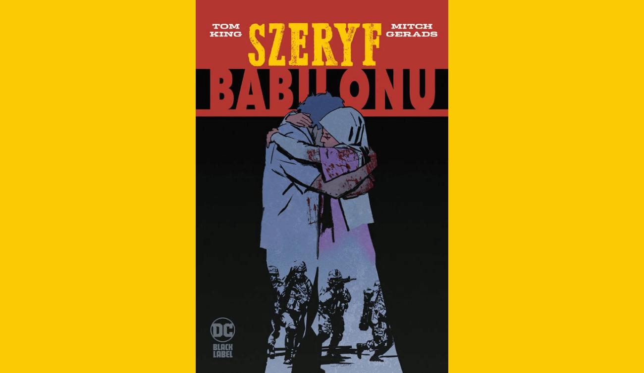 szeryf babilonu recenzja