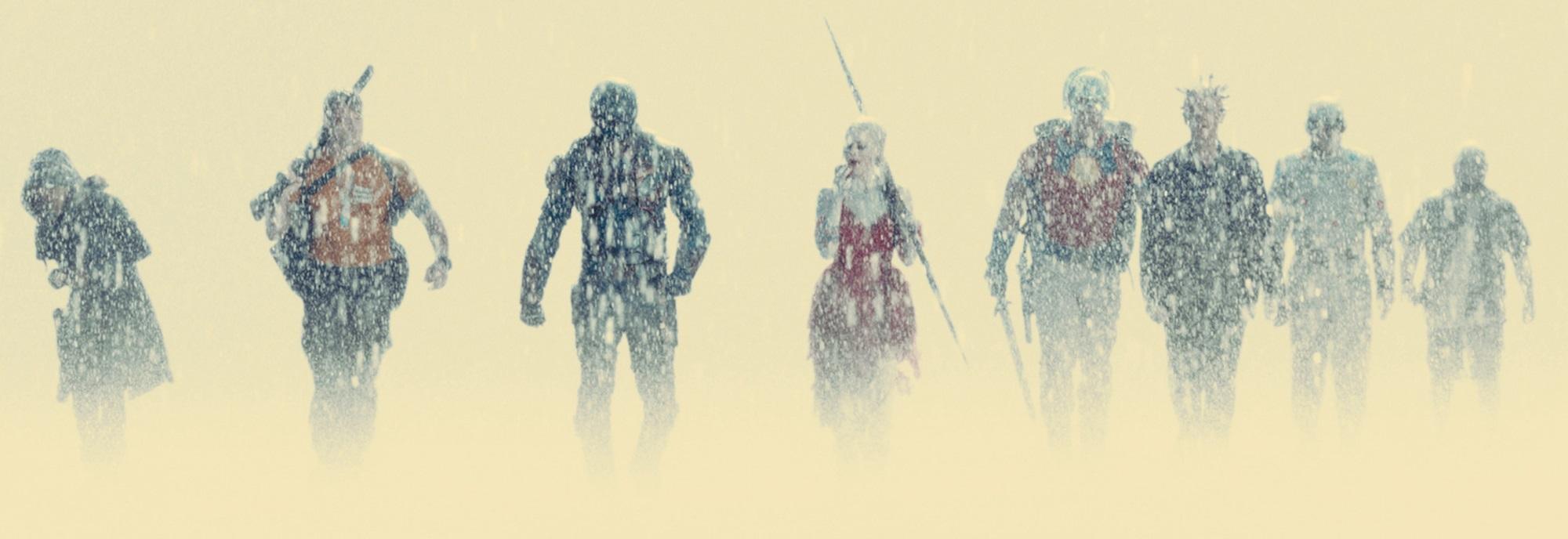 """""""The Suicide Squad"""" Jamesa Gunna"""